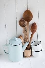rustic coffee mugs home kitchen still life vintage coffee pot enamel mugs and