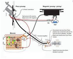 acoustic guitar pickup wiring diagram wiring diagram simonand