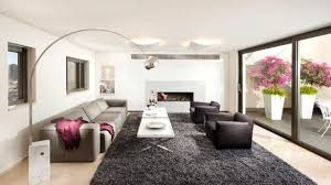 Cool Modern Rugs Charming Room Modern Rugs Cool Grey Shag Rug In Living Room