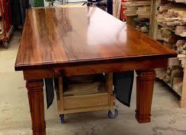 custom wood dining tables custom woodwork cabinetry and furniture joe coholic custom