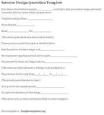 quotation template design quotation template