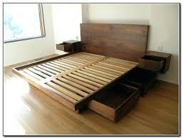 king size metal bed u2013 vansaro me
