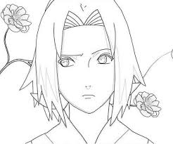 naruto sakura coloring pages trend 545946 coloring pages for
