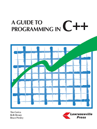 a guide to c programming computer programming machines