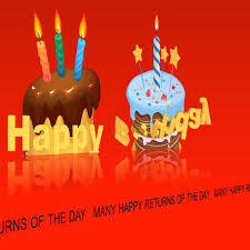 Happy Birthday Wishes Animation For Lovely Animated Happy Birthday Images Free