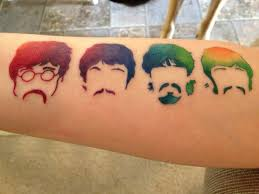 Beatles Quotes Love by 41 Unique Beatles Tattoos
