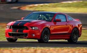 fastest ford carnation auto blog 2013 ford shelby gt500 the fastest most