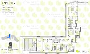 ritz carlton residences miami beach floor plans