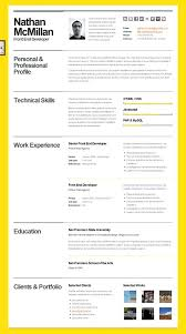 illustrator resume templates beautiful resume templates beautiful resume templates website