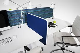 Office Desk Dividers Office Desk Accessories Screens Monitor Arms And More