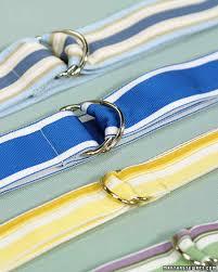 grosgrain ribbon belt ribbon belt and bracelet martha stewart