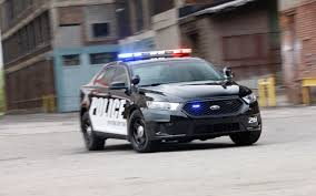 fastest ford ford police cars set fastest lap accel times in michigan state