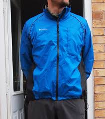 cycling jacket blue mountain warehouse adrenaline cycling jacket first impressions
