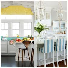 Beachy Kitchen Table by 5 Key Components Of A Mellow Beach Kitchen Big Chill