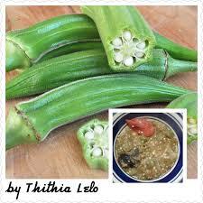 cuisiner des gombos recette de gombos de thithia lelo malewa moderne