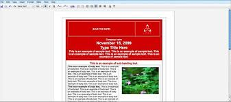 brochure template drive how to create an event flyer with docs techwalla
