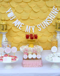yellow baby shower ideas you are my baby shower and some cheerful baby shower ideas