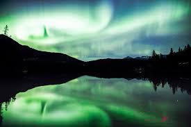 northern lights jasper national park northern lights aurora borealis jasper national park canada