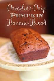 cuisiner la citrouille easy chocolate chip pumpkin banana bread découverte essayer et