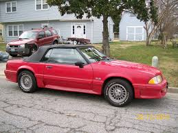 1990 ford mustang dirt41 1990 ford mustanggt convertible 2d specs photos