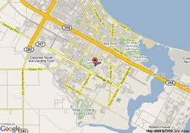map of corpus christi map of extended stay deluxe corpus christi staples corpus christi