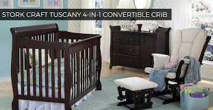 Storkcraft Tuscany Convertible Crib Stork Craft Tuscany 4 In 1 Convertible Crib Is It Really The Best