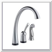 Brass Kitchen Faucet Home Depot by Delta Touch Kitchen Faucet Troubleshooting Delta Pilar Faucet