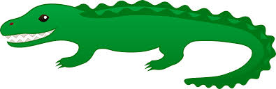 cartoon alligator clipart free download clip art free clip art