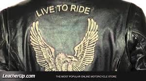 retro motorcycle jacket b7244 xelement retro brown premium buffalo motorcycle jacket at