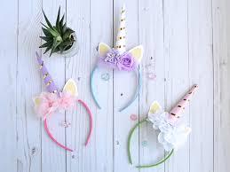 headband supplies aly dosdall diy unicorn headband