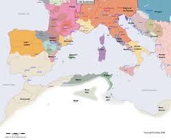map of southwest euratlas periodis web map of europe 1100 southwest