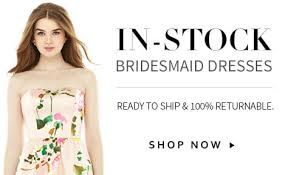 bridesmaid dress shops bridesmaid dresses and formal gowns the dessy