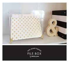 Decorative Hanging File Boxes Best 25 Box File Ideas On Pinterest Plastic File Cabinet