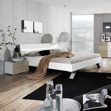 Ebay Schlafzimmer Betten Doppelbett Bettgestell Bett 180x200 Mit 2 Nachtkonsolen Hochglanz