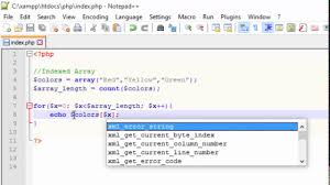 Count Pages In Php Scripts Php Tutorial In Part 22 Array And Its Types