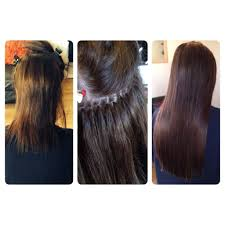 Micro Beaded Hair Extensions by Micro Ring Hair Extensions Nano Ring Hair Extensions London