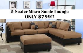 Leather Suede Sofa Uncategorized Perth On The Chaise