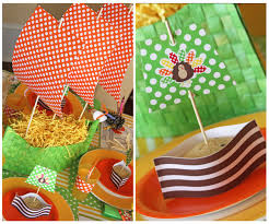 thanksgiving table decorations for kids amanda u0027s parties to go tutorial thanksgiving kid u0027s table ship