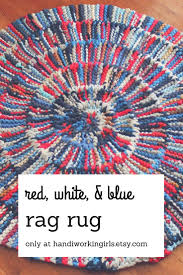 115 best rag rugs images on pinterest rag rugs retro chic and