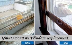government grants for free window replacement for low income