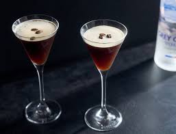 clear chocolate martini easy martini pairings for your next holiday party goop
