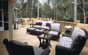 Comfortable Porch Furniture Outdoor Living Trends House Plans And More