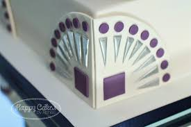 great gatsby art deco themed wedding cake u2013 renee conner cake design