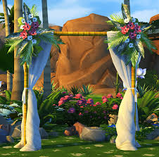 wedding arches in sims 4 fully functional wedding arches at soloriya sims 4 updates