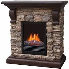 wonderfull design stone electric fireplace shop fireplaces at