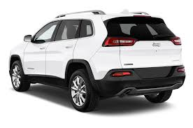 jeep compass side 2016 jeep cherokee reviews and rating motor trend