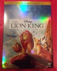 free bnip disney lion king dvd diamond edition 3