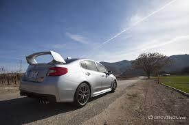 subaru impreza customized first drive 2015 subaru wrx sti drivingline