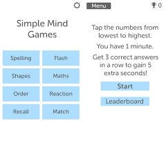 simple mind games for iphone review imore