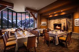Table Six Restaurant Olympic Valley Restaurants Resort At Squaw Creek Dining
